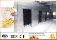 Dried Apple Chip Production Line SS304 Small Complete CFM-A-03-21T