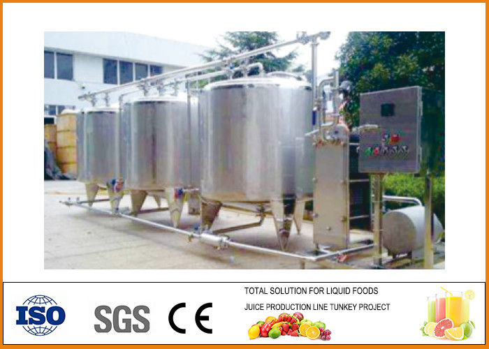 20T/H Fresh Pineapple Juice Processing Plant ISO9001 Certification