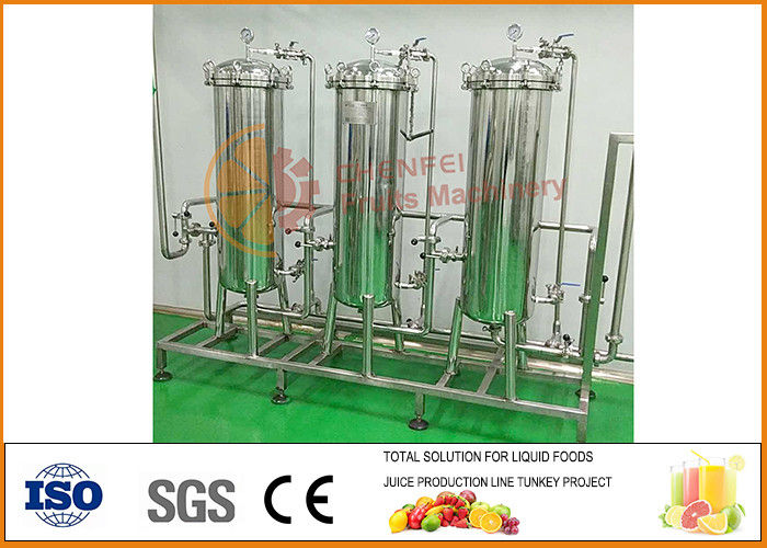 High Standard milk, beverage,tea drink and water Blending and filling system