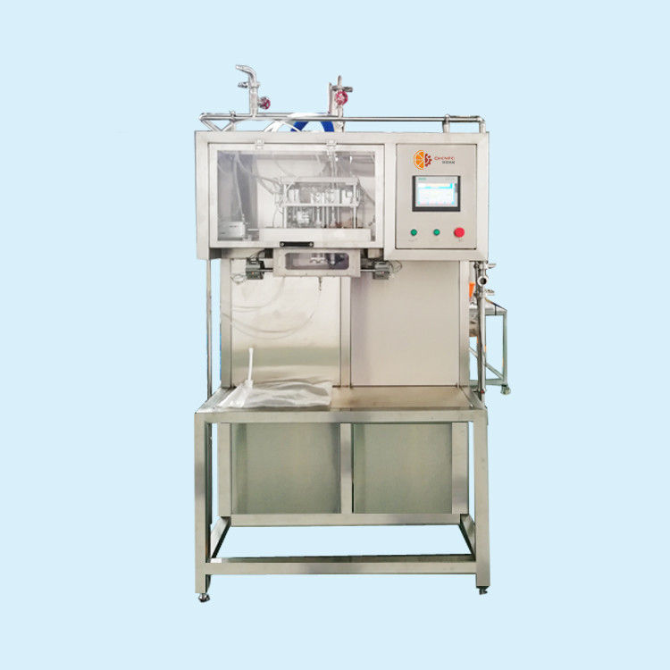 Single Head BIB Aseptic Filling Machine 2L / Bag 600 L / Hour 1.5 KW Power