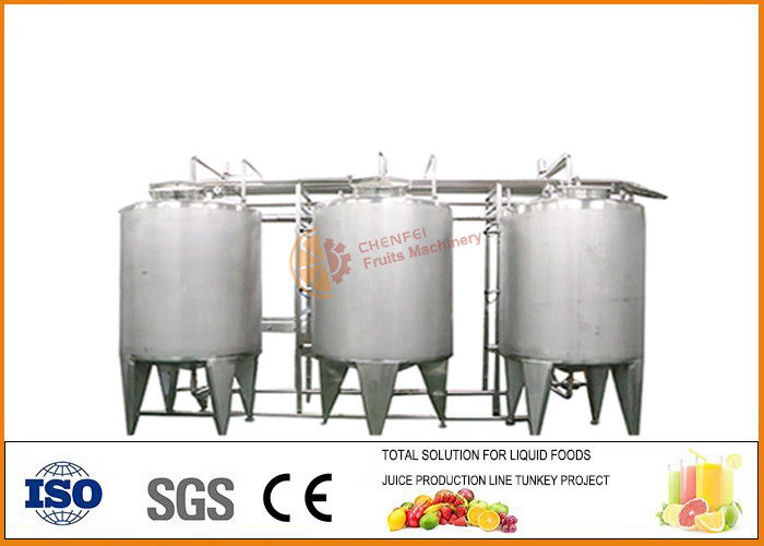 2000T/Year Complete  Fermentation Machine  Liquid Material Type